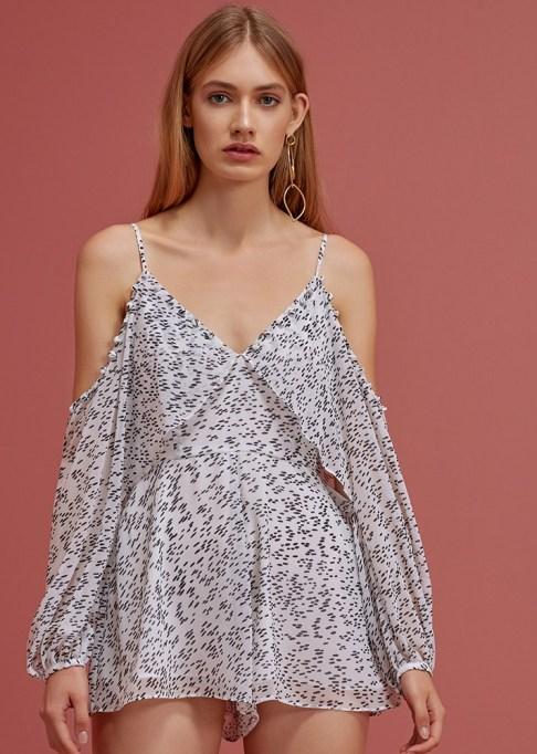 Dressy Jumpsuits: Keepsake Morning Rain Playsuit | Summer Fashion 2017