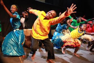 Watoto Children's Choir shares message of