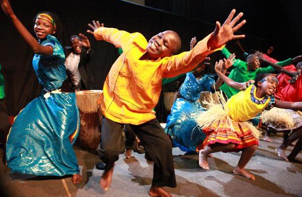 Watoto Children's Choir shares message of