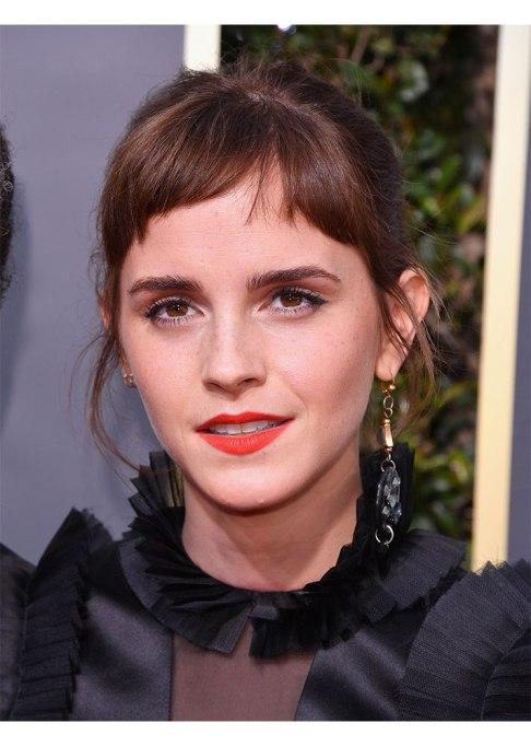 Celebrities Who Nailed Baby Bangs   Emma Watson