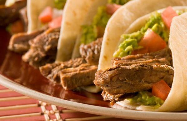 Tonight's Dinner: Steak fajitas recipe