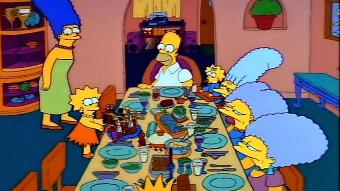 10 Classic Thanksgiving dinner TV episodes
