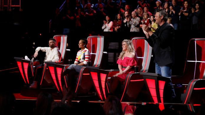 The Voice Is Being Slammed by