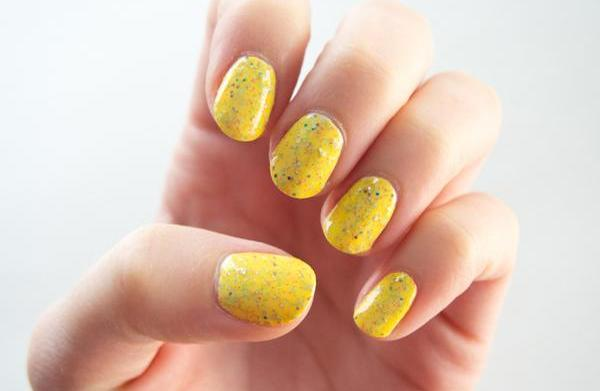 DIY: Make your own speckled egg-inspired