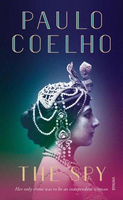 'The Spy' Paulo Coelho book cover