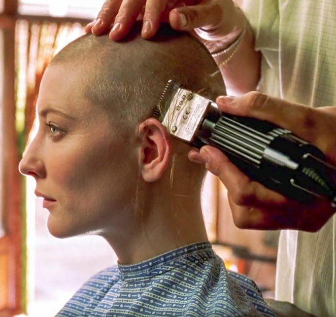 Cate Blanchett in Heaven