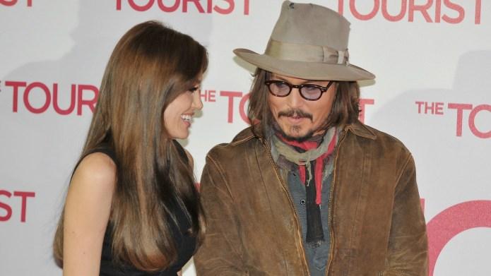 The Angelina Jolie & Johnny Depp