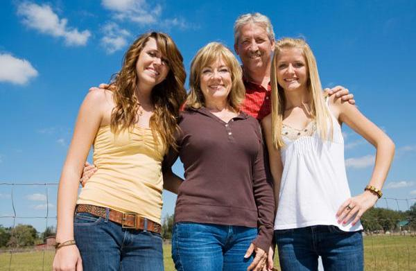 Volunteer vacations for families in the