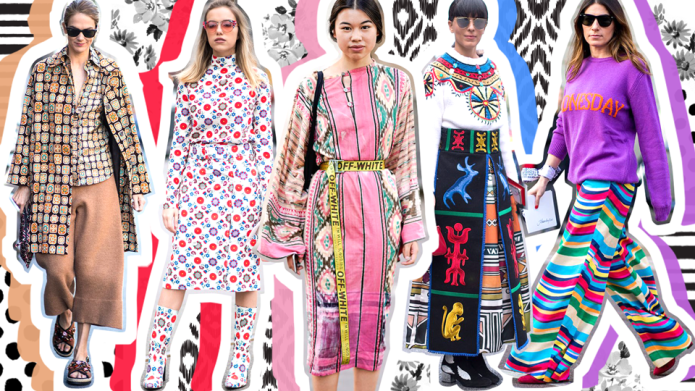 30 Ways to Wear Graphic Prints