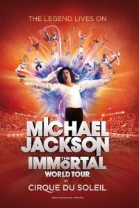 Cirque du Soleil tributes Michael Jackson