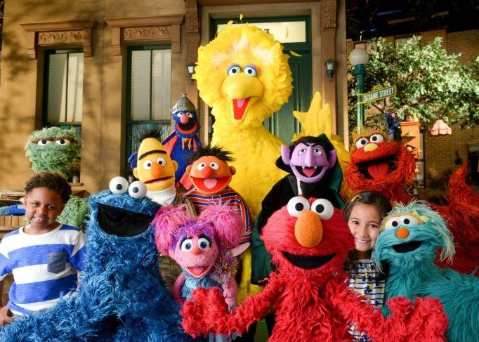 'Sesame Street' promo image