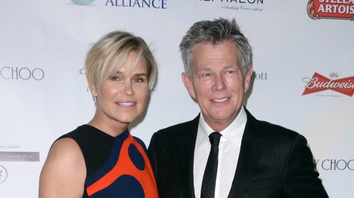 Yolanda Foster & David Foster's latest