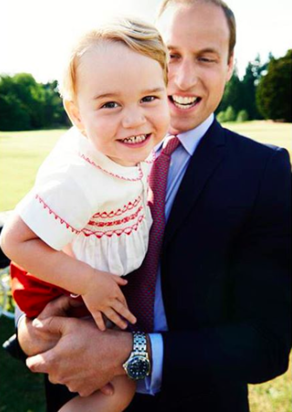 Prince George's most squee-worthy outfits through
