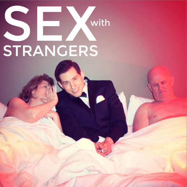 Best Erotic Podcasts to Listen to: 'Sex With Strangers'