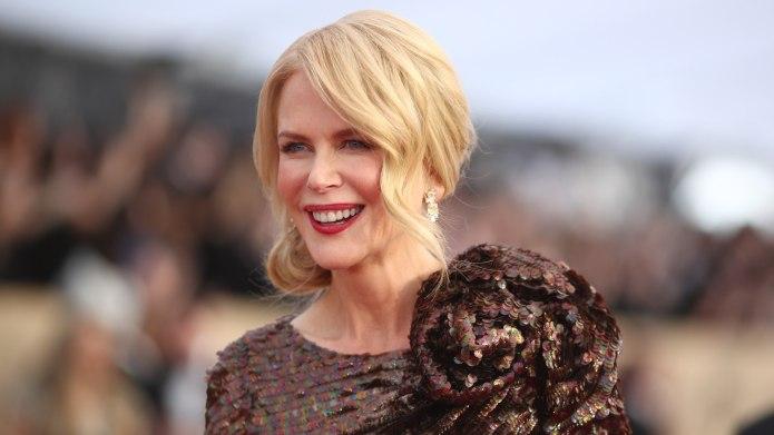 Nicole Kidman Enjoys a Healthy &