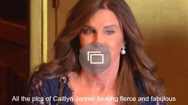 caitlyn jenner fabulous slideshow