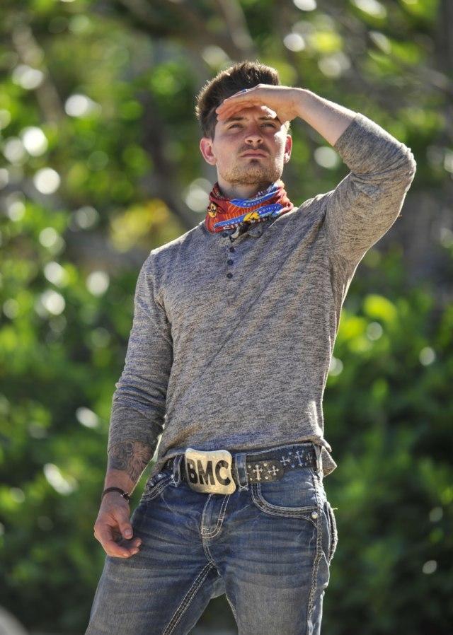 Caleb Reynolds on Survivor: Game Changers
