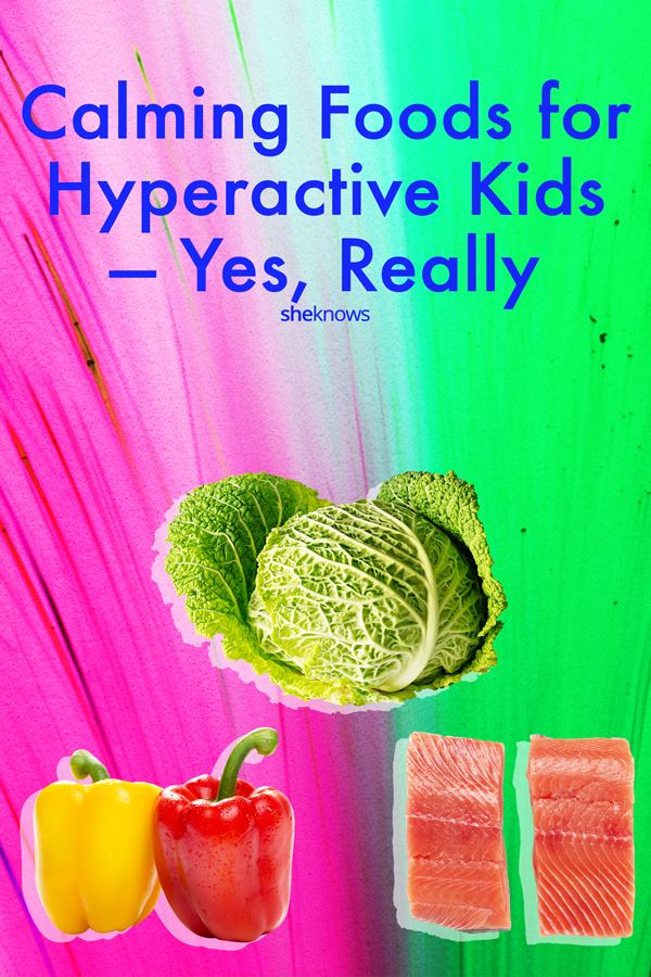 Calming Foods for Hyperactive Kids