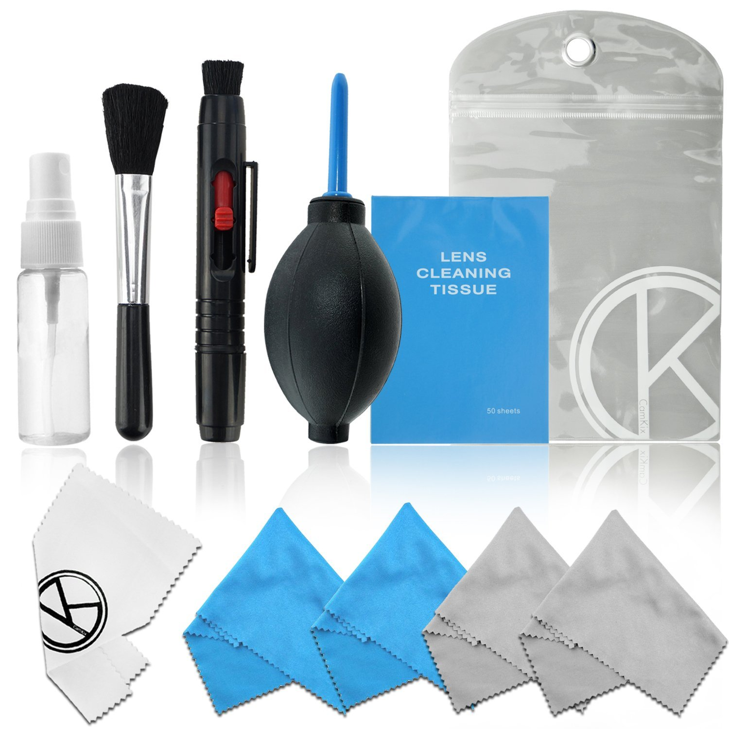 DLSR camera cleaning kit