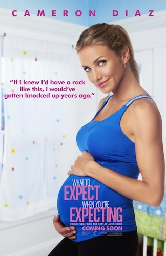 Cameron Diaz What to Expect When You're Expecting