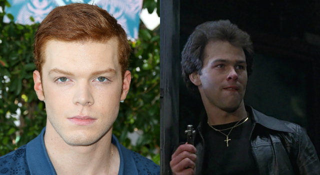 Cameron Monaghan as Double J in Saturday Night Fever