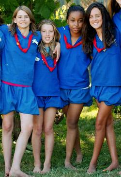 Four Winds uniforms