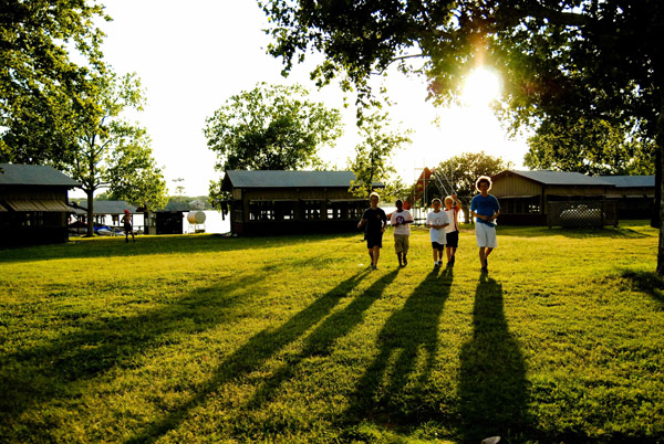 Camp Champions, Texas