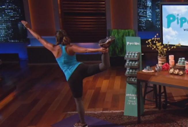 Shark Tank Yoga