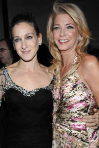 SJP and Candace Bushnell