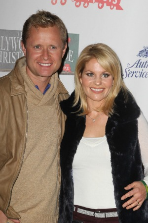 Who is married to candace cameron