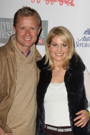 Candace Cameron Bure and husband
