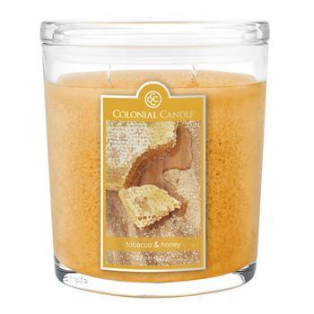 tobnacco and honey