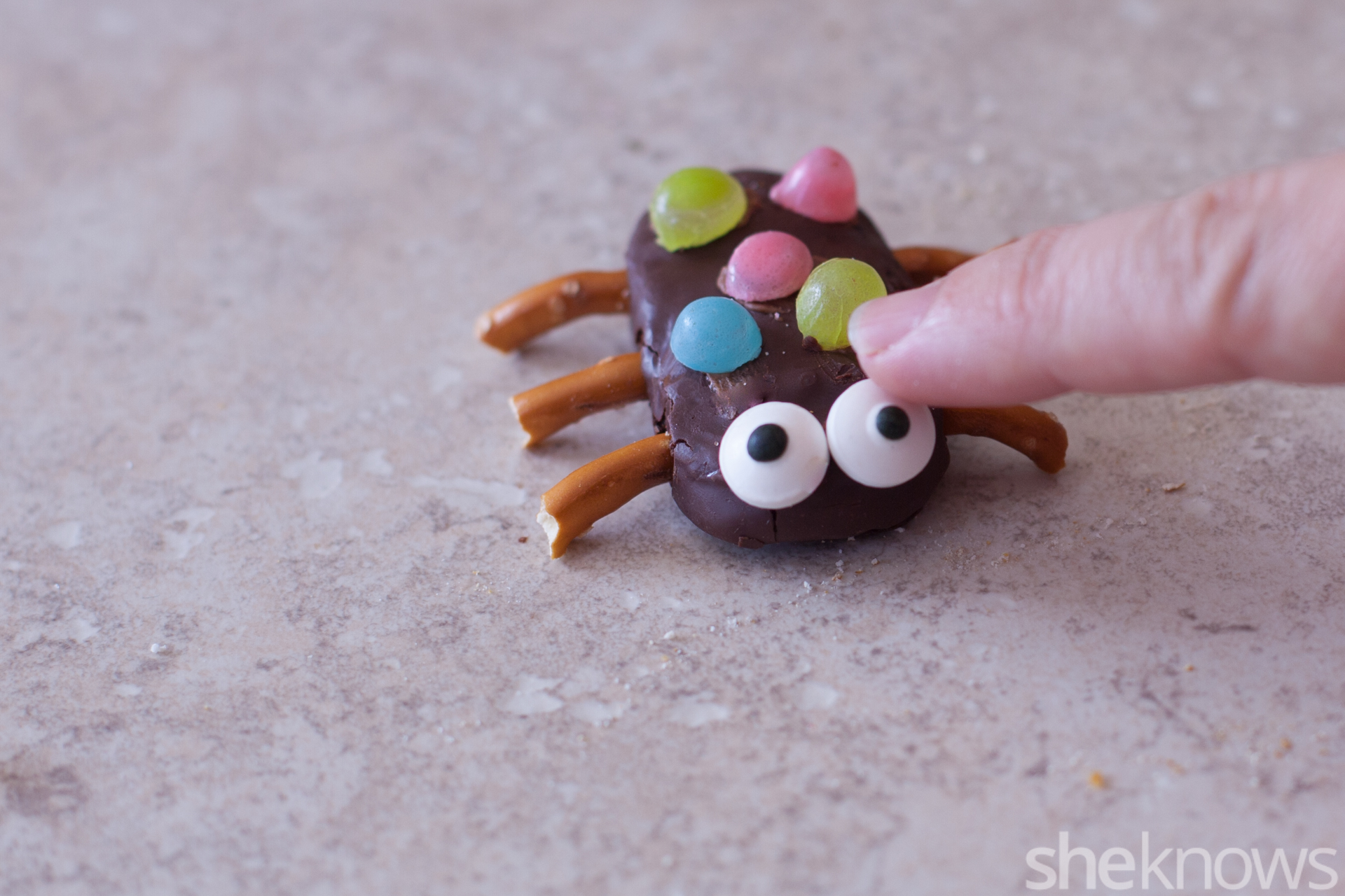 candy bug tutorial