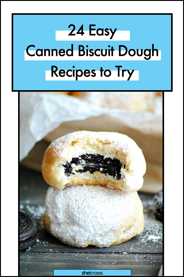 Canned Biscuit Dough Recipes You Ve Gotta Try Sheknows