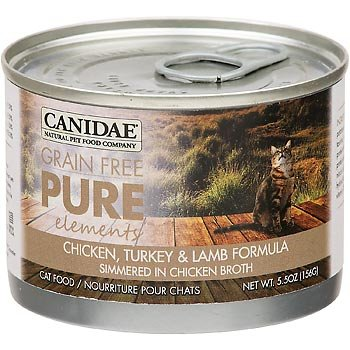 Canidae Grain Free Pure Elements cat food
