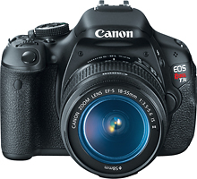 Canon T31 DSLRs (including free bag and memory)