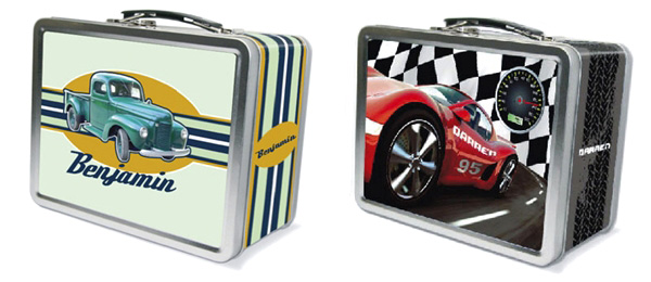 car lunchboxes