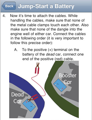 Car Care & Roadside Emergencies app