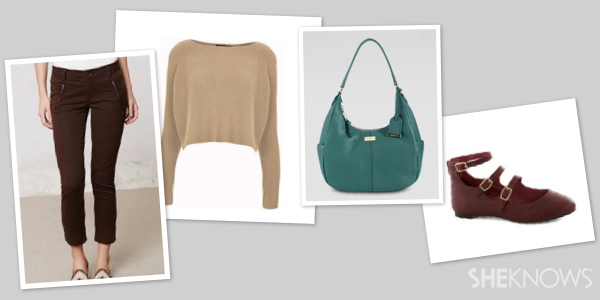 Carafe inspired outfit   SheKnows.com
