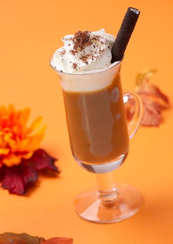 Caramel Pumpkin Pie-Tini