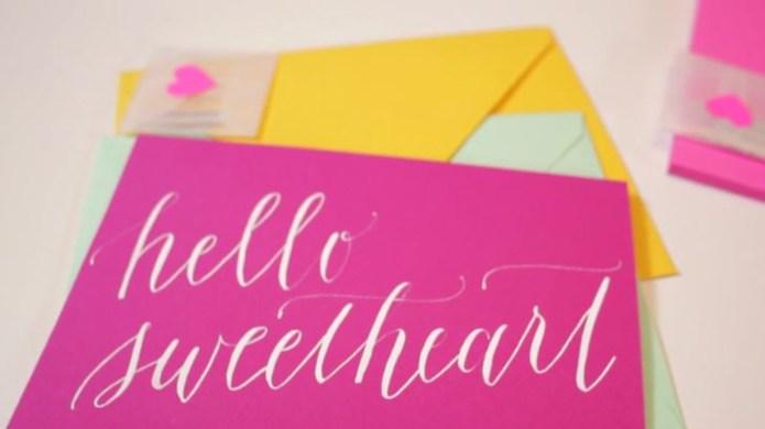 7 Gift ideas for DIY card