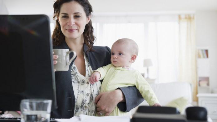 How I'm really balancing motherhood and