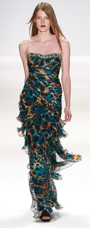 Carlos Miele -- NY Fashion Week -- 2012 -- Spring/Summer