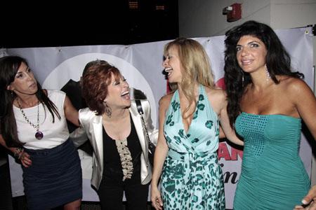 Caroline Manzo and Dina Manzo are feuding