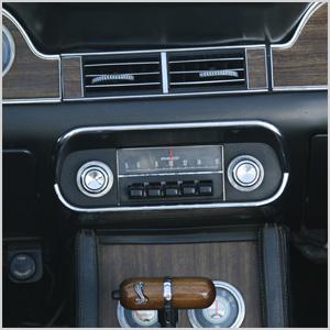 car radio duties