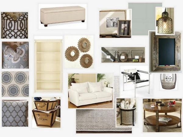 Casey Grace Design vision board