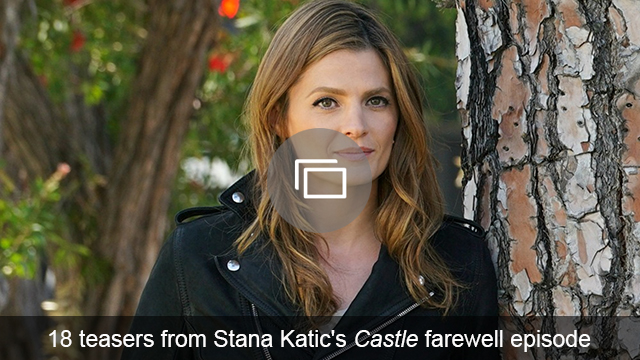 castle stana katic spoilers slideshow