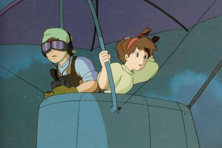 Castle in the Sky arrives on DVD for the first time
