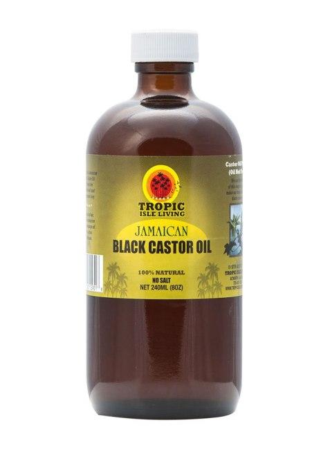 Beauty Benefits of Castor Oil: Tropic Isle Living Jamaican Black Castor Oil