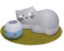 Cat decor atmosphere lamp